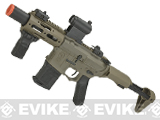 ARES Amoeba MR/E Micro CQB M4 Airsoft AEG (Color: Dark Earth)