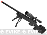 ARES MCM700X Airsoft Sniper Rifle - Black
