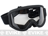 GxG Multi-Purpose Airsoft Goggles - Black