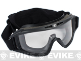 GxG Tactical Airsoft Goggles - Black