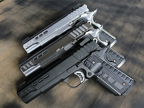 Asend KR Series Full Metal 1911 Airsoft GBB Pistol