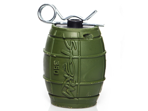 ASG Storm 360 Impact Gas Grenades (Color: OD Green)