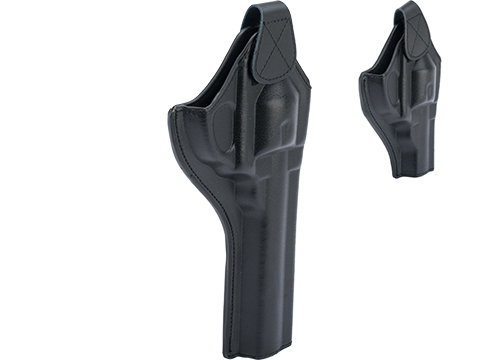 ASG Molded Leather Holster for Dan Wesson 715 Revolvers (Size: 6 & 8)