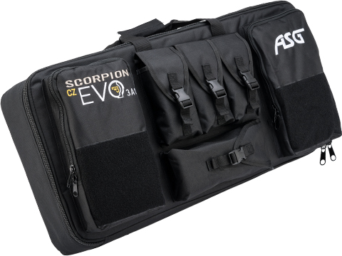 ASG Scorpion Evo 3A1 Carbine Bag (Color: Black)