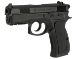 ASG CZ 75D Duty Non-Blowback Co2 4.5mm (.177 cal Air Gun) BB Pistol - Black