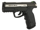 ASG Steyr M9A1 Non-Blowback Co2 4.5mm (.177 cal Air Gun) BB Pistol - Two Tone