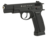 ASG CZ-75 CO2 Powered Blowback 4.5mm Air Pistol - Black (4.5mm Air Gun)