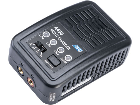 ASG A450 Compact Smart Charger