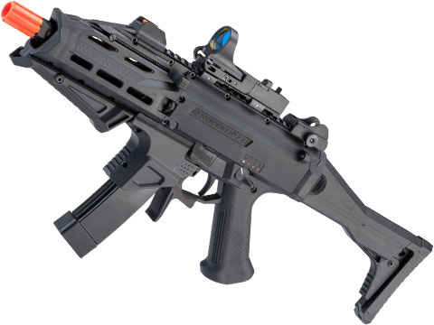 ASG CZ Scorpion EVO 3 A1 Airsoft AEG w/ ATEK Ergonomic Kit