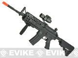 ASG Sportline ArmaLite M15 ARMS S.I.R.  System MOD. 2 M4 Airsoft AEG Rifle (Color: Black)