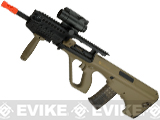 Evike.com Exclusive ASG Steyr Licensed AUG A3 Metal Gearbox Airsoft AEG Rifle