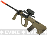 Evike.com Exclusive ASG Steyr Licensed AUG A2 Airsoft AEG Rifle - Tan