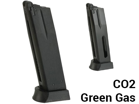 ASG 25 Round Magazine for ASG CZ SP-01 Shadow Gas Blowback Airsoft Pistol