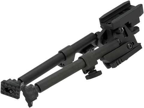 AIM Sports Universal Bipod for Picatinny Weaver AR15 M4 L96 VSR10 M700 Sniper rifles