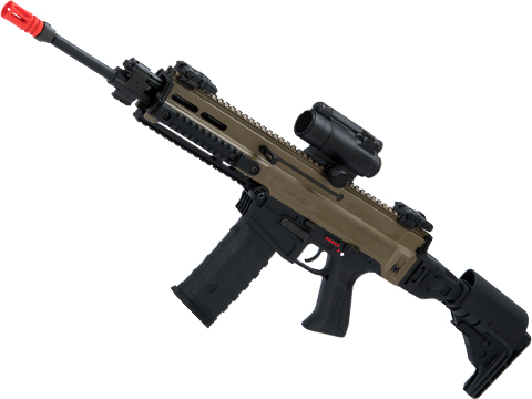 ASG Fully Licensed CZ 805 Bren Carbine Airsoft AEG (Color: Two-Tone Desert / A1)