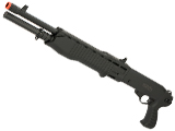 ASG Licensed Franchi SPAS 12 Style Tri-Shot Full Size Airsoft Shotgun
