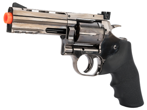 Dan Wesson 715 CO2 Powered Airsoft Revolver (Version: Low Power Version / Grey / 4)