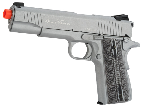 Dan Wesson Licensed Full Metal 1911 VALOR Custom CO2 Powered Airsoft Gas Blowback Pistol (Evike Exclusive Model!)