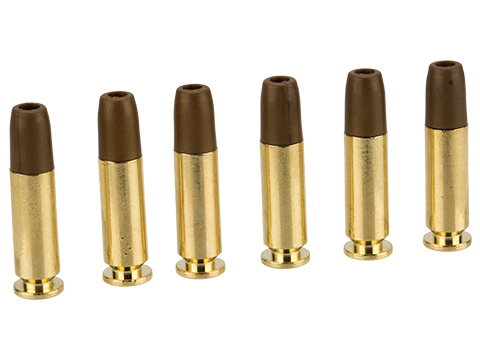 ASG Moon Clip Style 6mm Cartirdges for Gen1 Dan Wesson and 715 Airsoft Revolvers - Set of 6