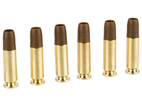 ASG Moon Clip Style 4.5mm Cartirdges for Gen1 Dan Wesson and 715 Airsoft Revolvers - Set of 6
