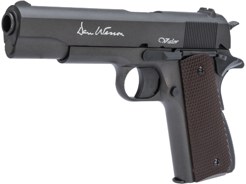 ASG Dan Wesson VALOR 1911 4.5mm (.177 cal) Air Pistol