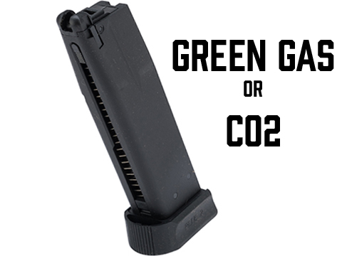 ASG 26 Round Magazine for CZ Shadow 2 Gas Blowback Airsoft Pistol (Type: Green Gas)