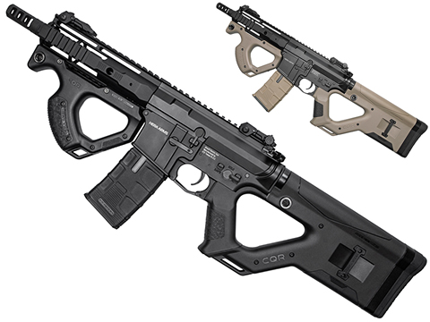 ASG Hera Arms Licensed CQR M4 Airsoft AEG by ICS (Model: Black)