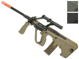 ASG Proline Licensed Steyr AUG A1 Airsoft AEG Rifle w/ Military Style Scope
