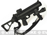 B&T GL-06 Stand Alone Airsoft 40mm Gas Grenade Launcher by ASG