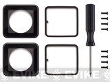 GoPro Standard Housing Lens Replacement Kit for HD HERO3 / HERO3+ Professional Wearable Camera