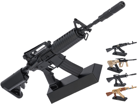 Die-Cast Metal 1:3 Scale Model Gun