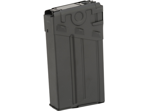 Matrix 500 Round Metal Hi-cap Magazine for G3 Series Airsoft AEG