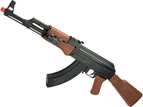 305 Full Size Scale Spring Powered AK47 Airsoft Rifle
