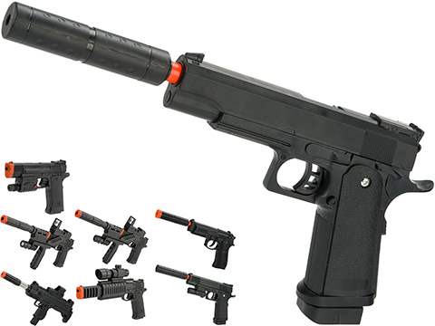 JG Polymer Single Shot Airsoft Spring Gun Armory Series