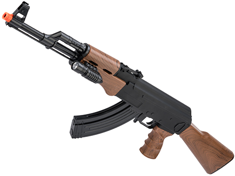CYMA P.47 AK47 Style Spring Powered Airsoft Rifle