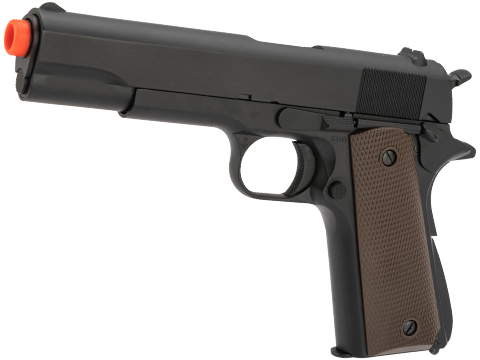 Matrix 1911 GI Style Full Metal Gas Blowback Airsoft Pistol