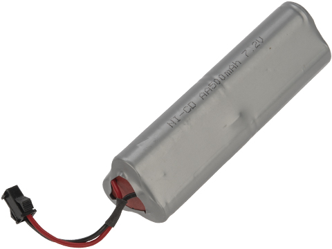 Double Eagle 7.2v 500mAh Battery for M82 Series LPAEG