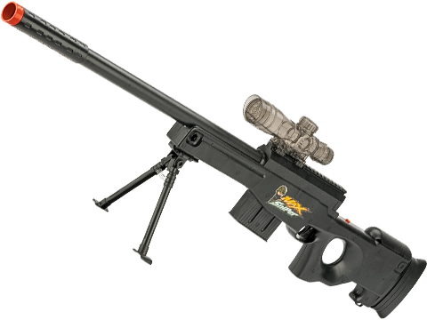 ASP Max Sniper Gel Ball Blaster Semi Automatic Sniper Rifle