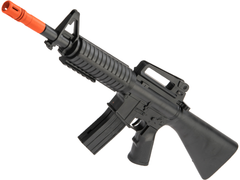 ASP Mini M16 Single Shot Spring Powered Airsoft Rifle