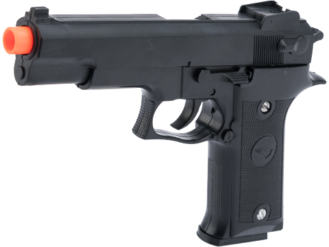 Galaxy Full Size Airsoft 1911 Spring Powered Airsoft Pistol