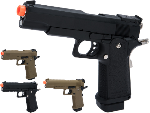 Matrix Hi-Capa Gas Blowback Airsoft Pistols