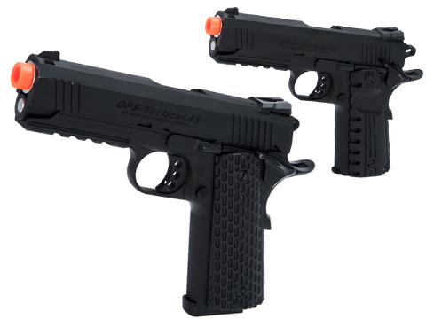 Matrix Tactical 4.3 1911 Gas Blowback Airsoft Pistol
