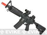 APS Full Metal M4 CQB Electric Blowback Airsoft AEG Rifle