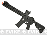 "APS ""Boar Tactical"" Advanced Edition Custom Silver Edge Gearbox Full Metal AEG"