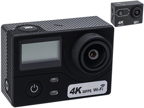 Ausek Sport Cameras 4k 30 FPS Action Camera