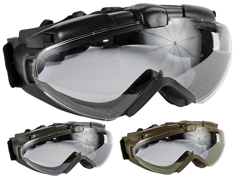 Avengers Turbo Fan Airsoft Goggles