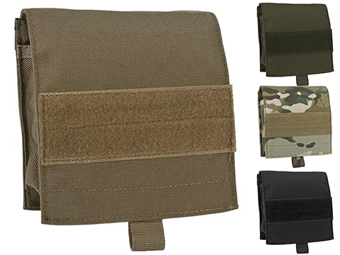 Avengers Tactical LMG / SAW 100rd 5.56x45mm Box Magazine Pouch (Color: Coyote Brown)