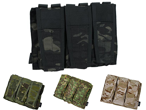 Avengers MOLLE AVS Style M4 / M16 Triple Mag Pouch