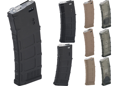 Avengers Polymer Magazine for M4/M16 Series Airsoft AEG Rifles