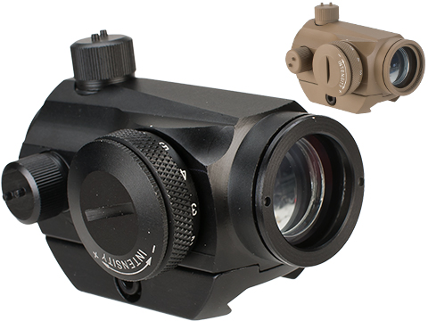 Avengers T1 Micro Reflex Red & Green Dot Sight / Scope